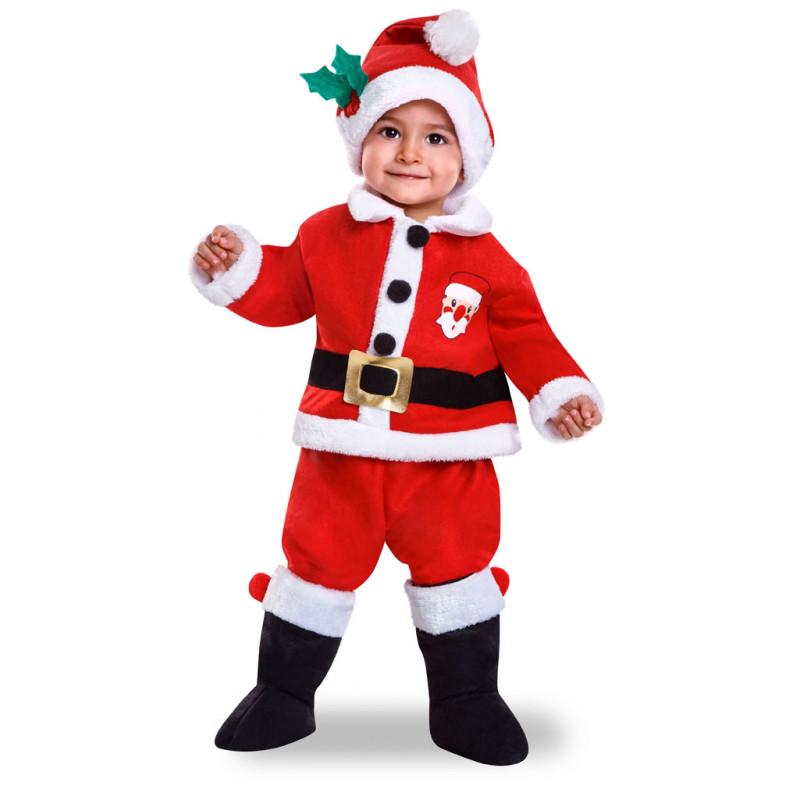 Disfraz de pap noel para ni os peque os comprar online - Disfraz de santa claus para nino ...
