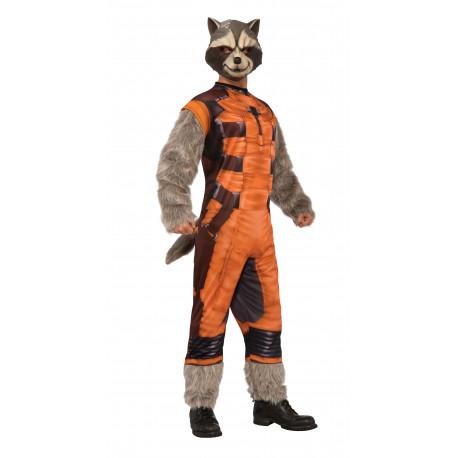 Disfraz de Rocket Racoon Guardianes de la Galaxia
