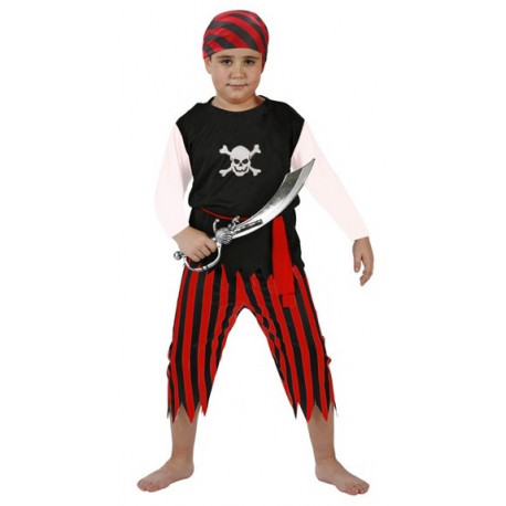 Pirata de Niño