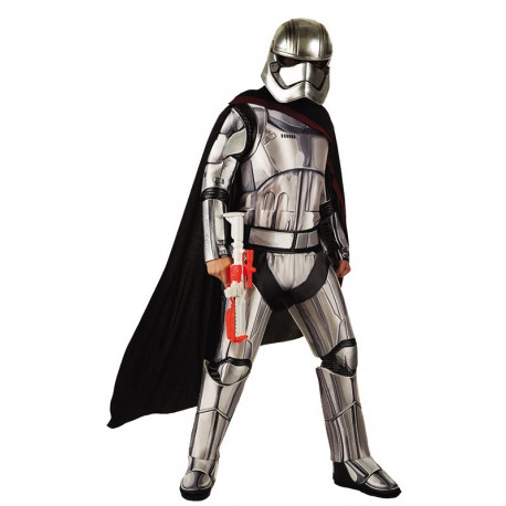 Disfraz de Capitan Phasma Premium de Star Wars