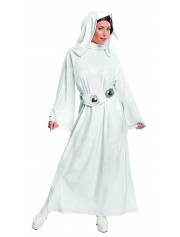 Disfraz de Princesa Leia Mujer Premium