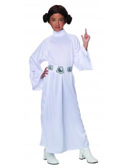 Disfraz de Princesa Leia Niña