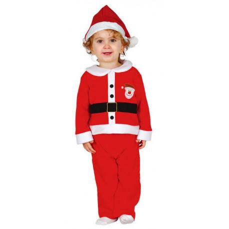 Disfraz de Santa Claus para Bebe
