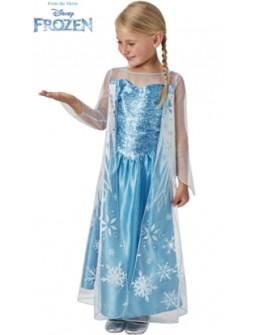 Disfraz de Elsa El Reino del Hielo