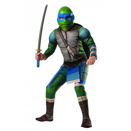 Disfraz de Tortuga Ninja Leonardo Infantil