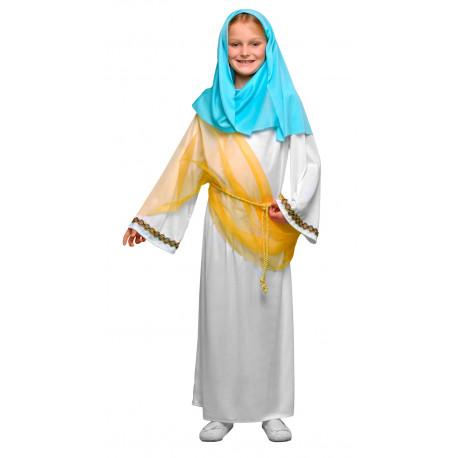 Disfraz de Virgen Maria