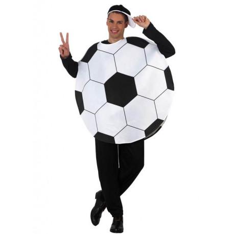 Disfraz de Balon de Futbol