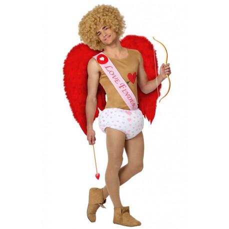 Disfraz de Angel Cupido