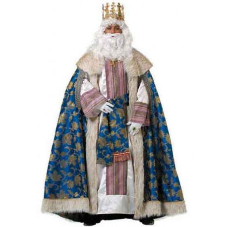 Disfraz de Rey Mago Lujo