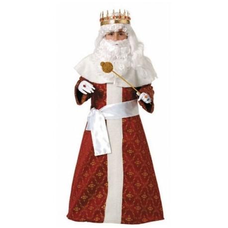 Disfraz de Rey Mago Niño