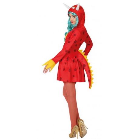 Vestido Mujer Dragón