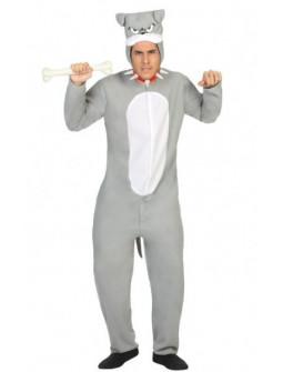 Disfraz de Perro Bulldog para Hombre