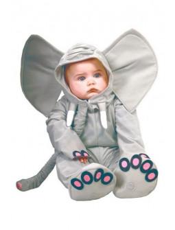 Disfraz de Elefante de 1 a 2 años