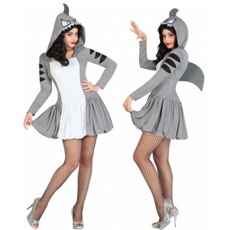 Vestido de Mujer Tiburon