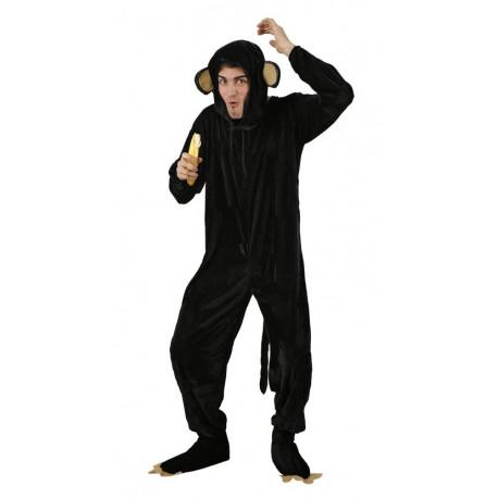 Disfraz de Mono Negro