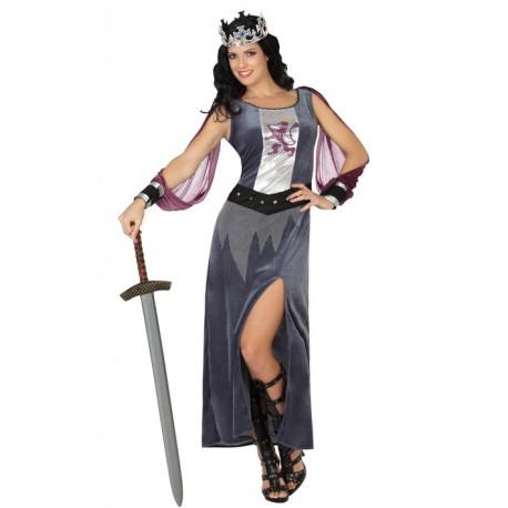 Mujer Soldado Medieval