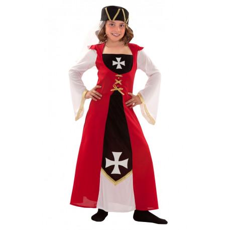 Disfraz de Marquesa de Malta