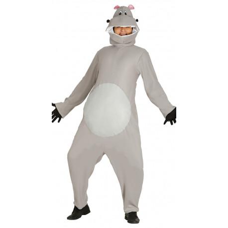 Disfraz de Hipopótamo Gloria para Adulto