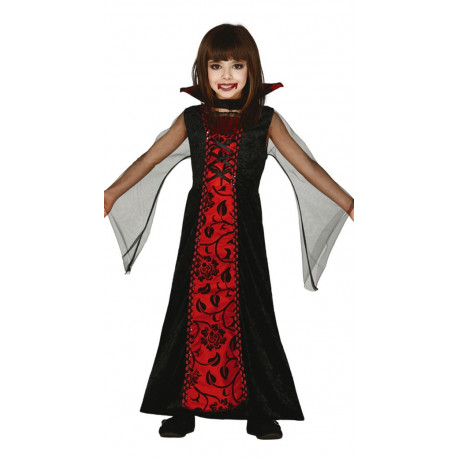 Disfraz de Vampiresa para niñas