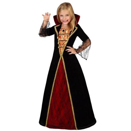 Disfraz de Niña Vampira