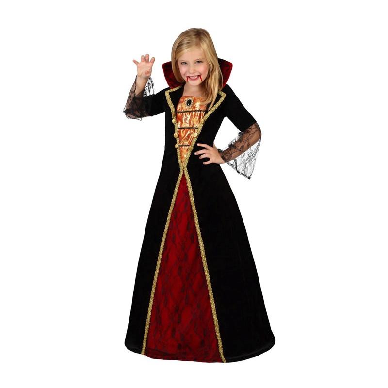 disfraz de nia vampira