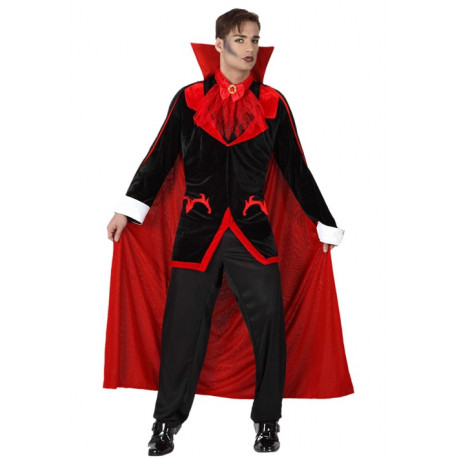 Disfraz de Vampiro - Dracula -
