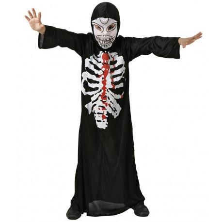 Disfraz de Esqueleto Zombi