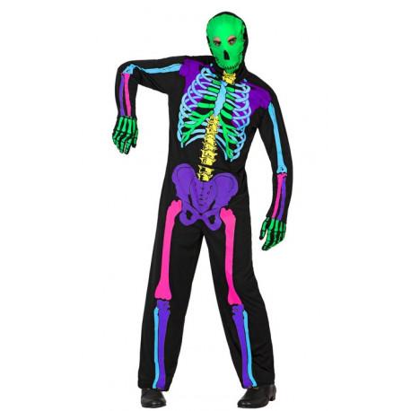 Disfraz de Hombre Esqueleto