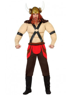Disfraz de Hombre Vikingo
