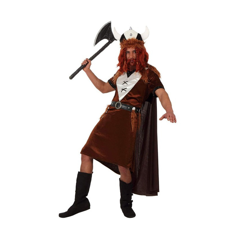 Disfraces de Halloween adulto vikingo