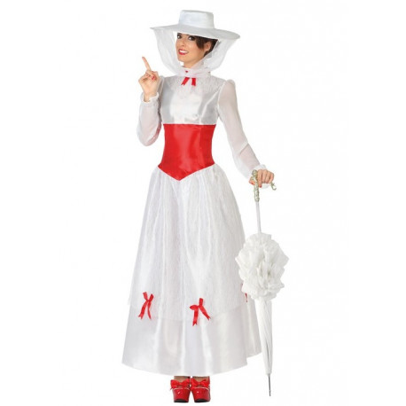 Vestido de Mary Poppins