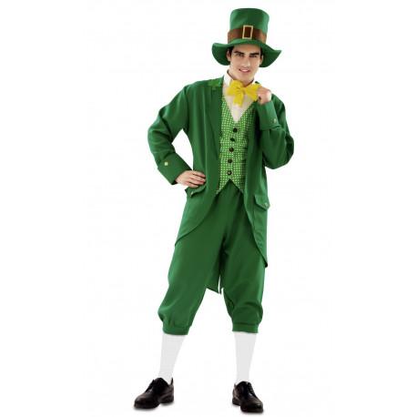 Disfraz de Irlandés San Patricio