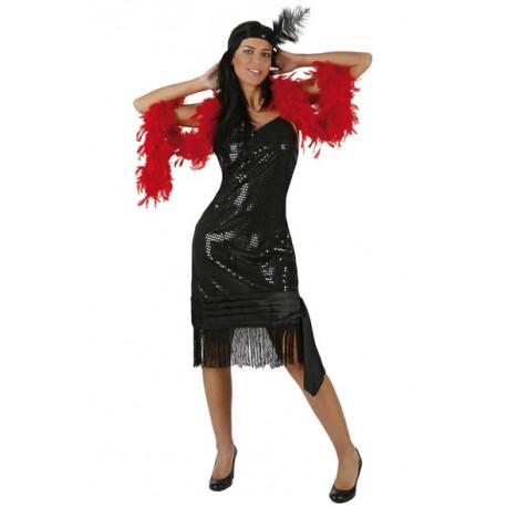 Vestido de Charleston