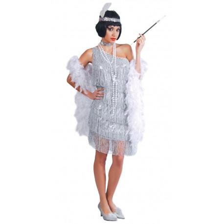 Disfraz de Mujer Charleston