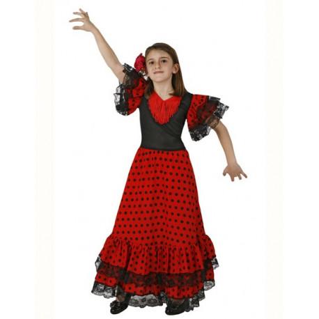 Disfraz de Bailadora Flamenca