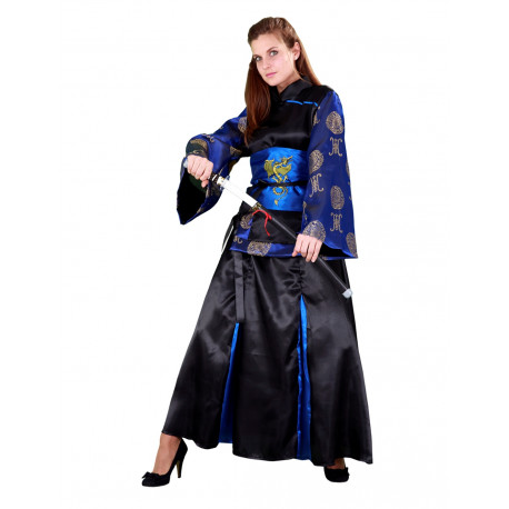Disfraz de Mujer Samurai