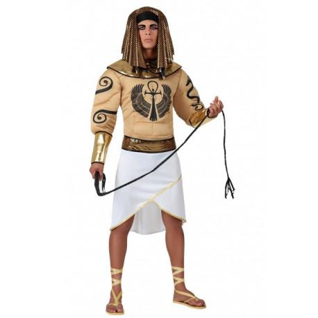 Disfraz de Guerrero Egipcio con musculos