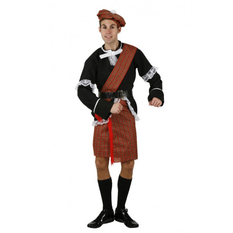 Disfraz de Escoces