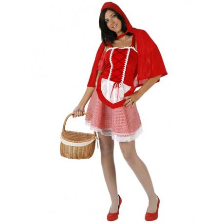 Vestido de Caperuzita Roja