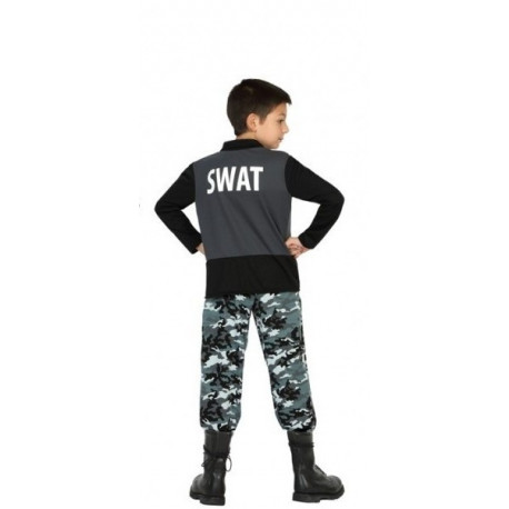 Disfraz de SWAT Infantil