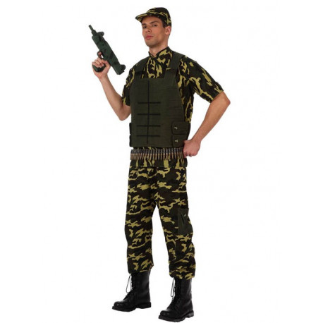 Disfraz de Militar