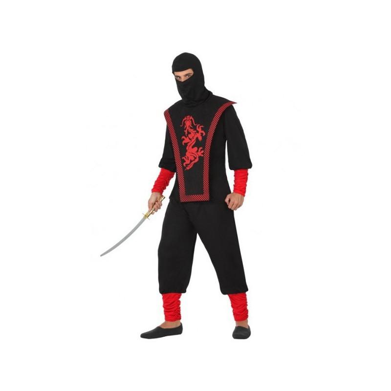 Cmo hacer un disfraz de ninja - 6 pasos con imgenes