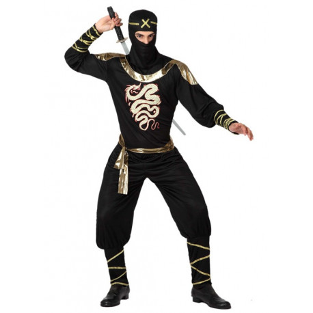 Disfra de Ninja Oscuro