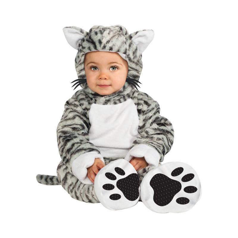 b754cc570 Disfraz de Gatito para Bebé