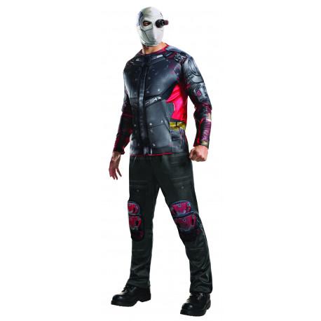 Disfraz de Deadshot para Hombre