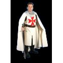 Capa de Templario para Adulto