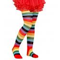 Pantys Rayas de Colores Infantiles