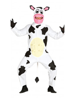 Disfraz de Vaca Morritos para Adulto