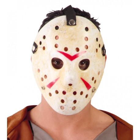 Máscara de Jason Envejecida