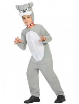 Disfraz de Perro Bulldog para Niño